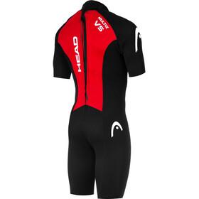 Head Multix VS Multisport 2,5 Shorty Suit Men Black/Red